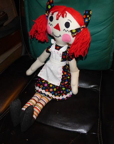 Raggedy Ann Doll | Digipicsphotography\'s Weblog